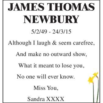 James Thomas Newbury