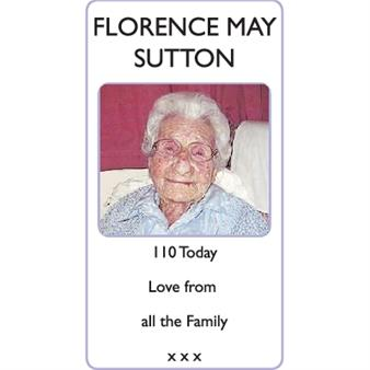 FLORENCE MAY SUTTON