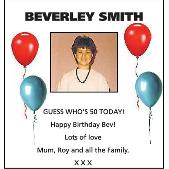 BEVERLEY SMITH