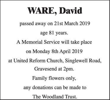 Ware David