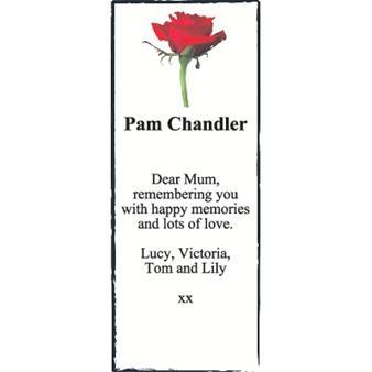 Pam Chandler