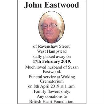 John Eastwood