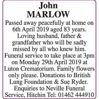 John Marlow