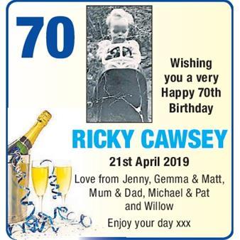 Ricky Cawsey