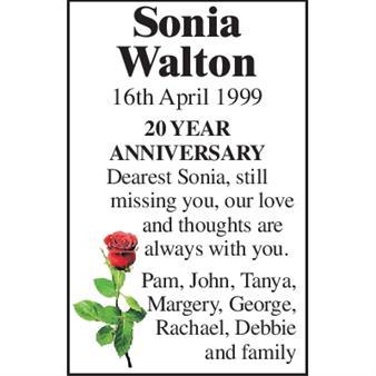 Sonia Walton