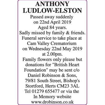 ANTHONY LUDLOW-ELSTON