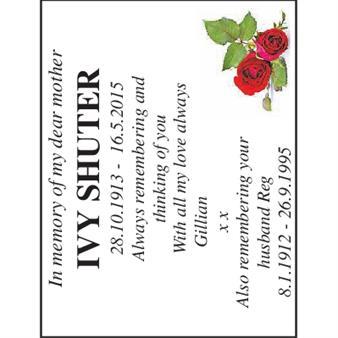 Ivy Shuter