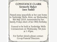 Constance Clark