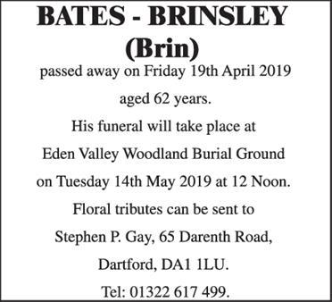 Bates Brinsley (Brin)