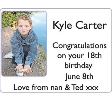Kyle Carter