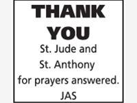St, Jude & St. Anthony