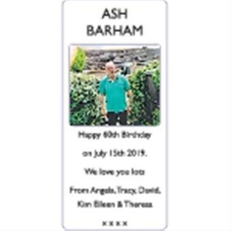 BARHAM ASHLEY