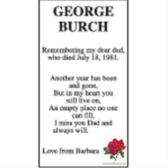 George Burch