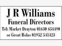 WILLIAMS June
