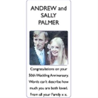 ANDREW and SALLY PALMER