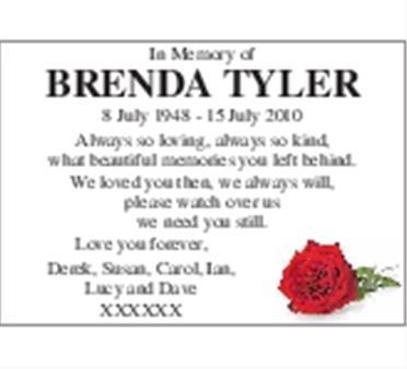 Brenda Tyler