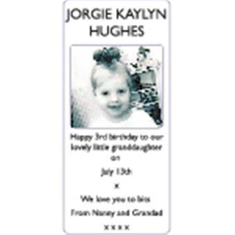JORGIE KAYLN HUGHES