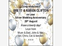 Brett & Karen Clifton