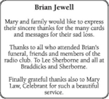 Brian Jewell