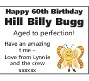 hill billy bugg