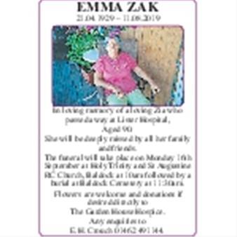 Emma Zak