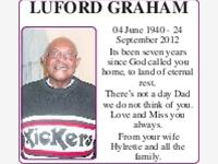 LUFORD GRAHAM