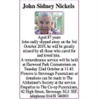 John Nickels
