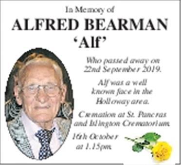 Alfred Bearman