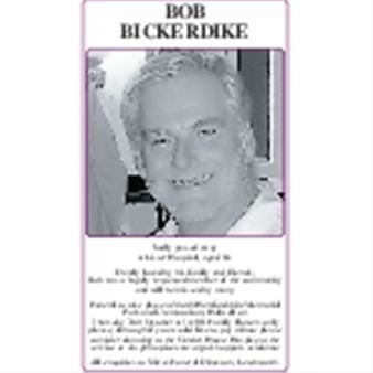 Bob Bickerdike