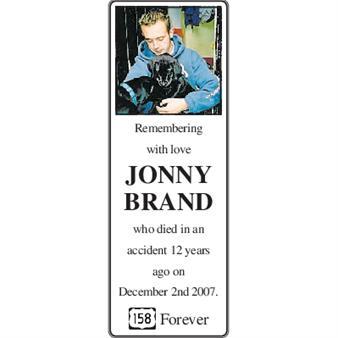 JONNY BRAND