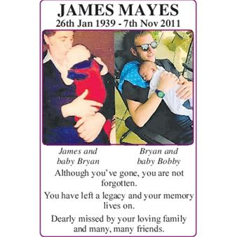James Mayes