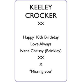 KEELEY CROCKER