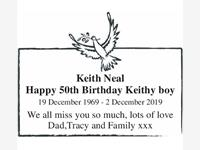 KEITH NEAL