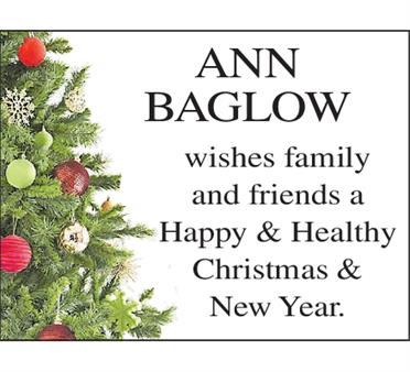 Ann Baglow