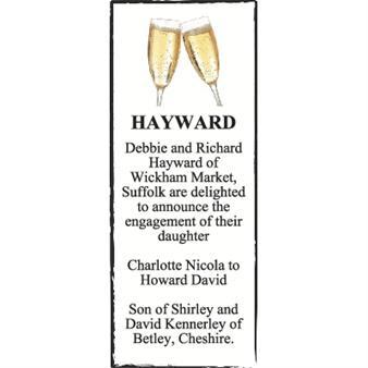 Debbie and Richard Hayward
