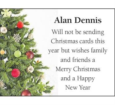 Alan Dennis