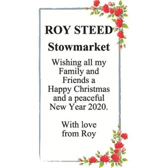 Roy Steed