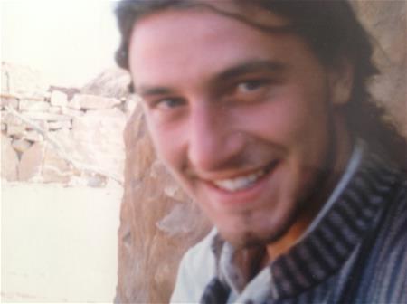 John happy in India