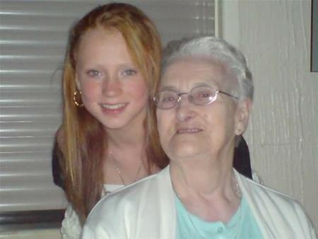 Love you forever Auntie xx