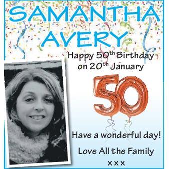 Samantha Avery