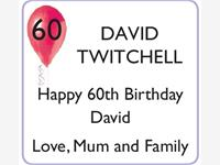 DAVID TWITCHELL