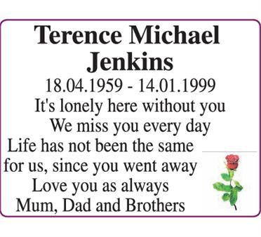 Terence Jenkins