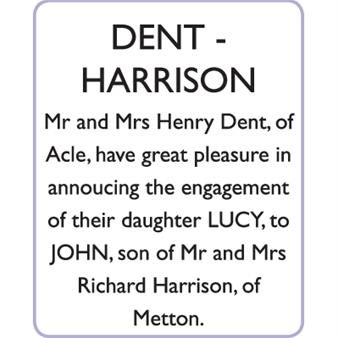 DENT-HARRISON