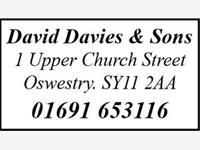 DAVIES Gwyneth