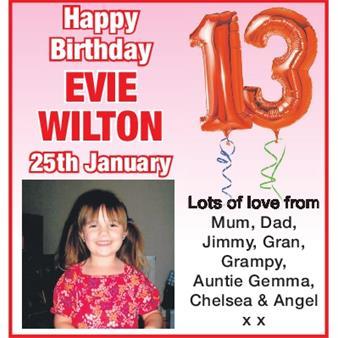 Evie Wilton