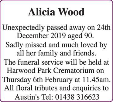 Akicia Wood