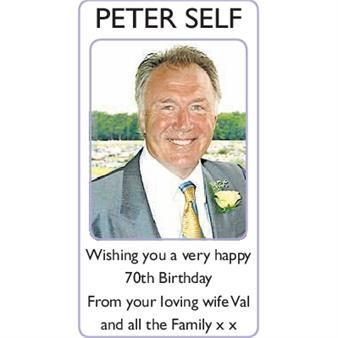 PETER SELF