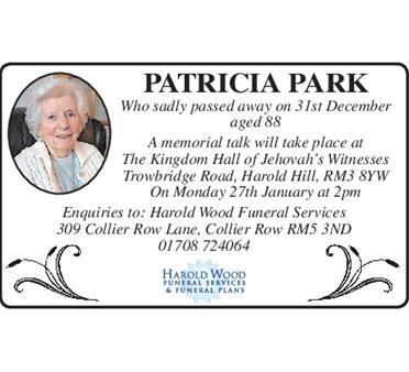 PATRICIA PARK