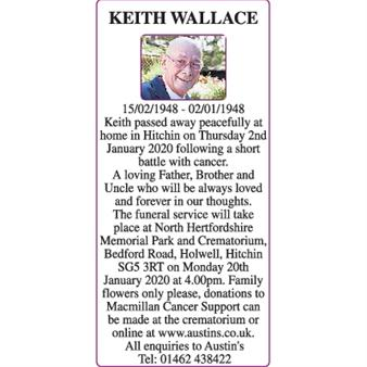 Keith Wallace