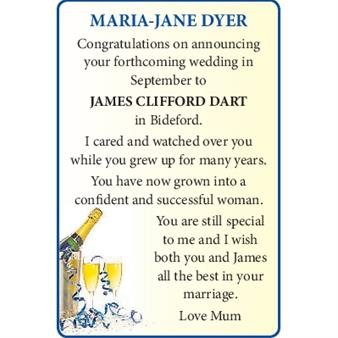 Maria-Jane Dyer